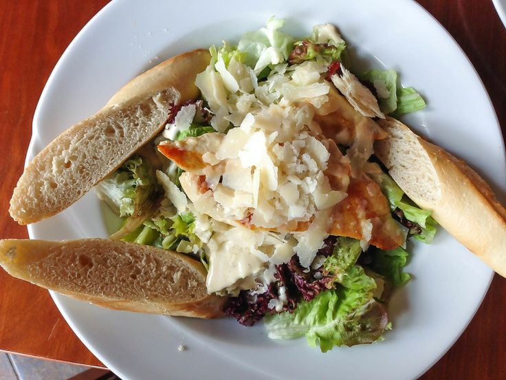 caesar salat bolime / Caesar once again!  Best Bratislava (Slovakia) Restaurants