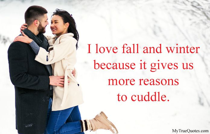 Happy Winter Status Weather Quotes Cuddle Quotes Winter