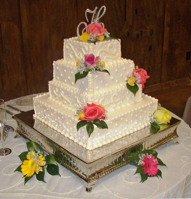Wedding Cake Icing Colors