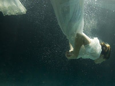 underwater bridal photography - Google Search