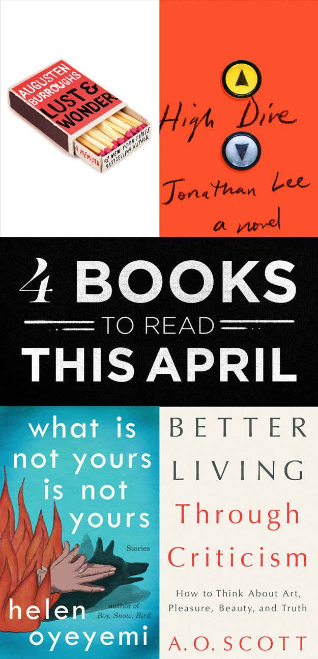 4 Great Books You Should Read In April