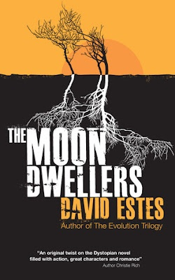 81 best one way ticket to dystoptia images on pinterest ya books review of the moon dwellers by author of the month david estes night owl fandeluxe Images
