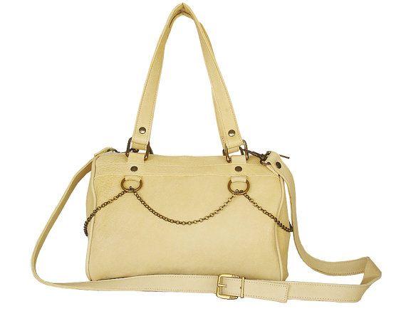 Genuine Leather Handbag 100 Made in Italy by Despeguestore.