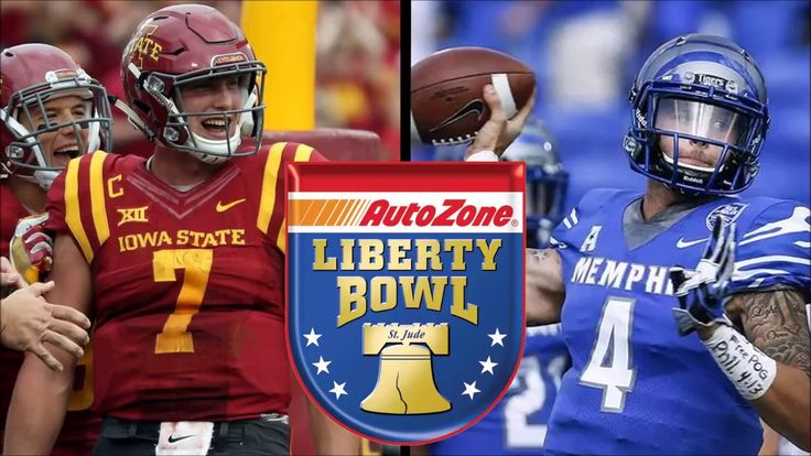2017 liberty bowl iowa state vs memphis preview and
