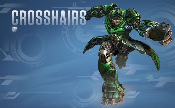 Transformers: Age of Extinction Characters, Crosshairs