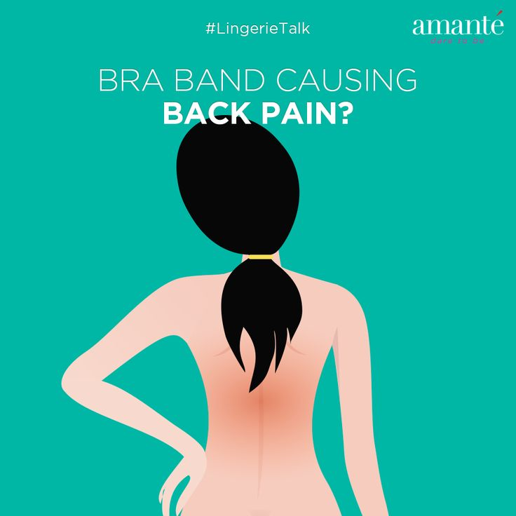 Wondering why your bra band's causing back pain? Watch this space for a solution is on its way. #LingerieTalk