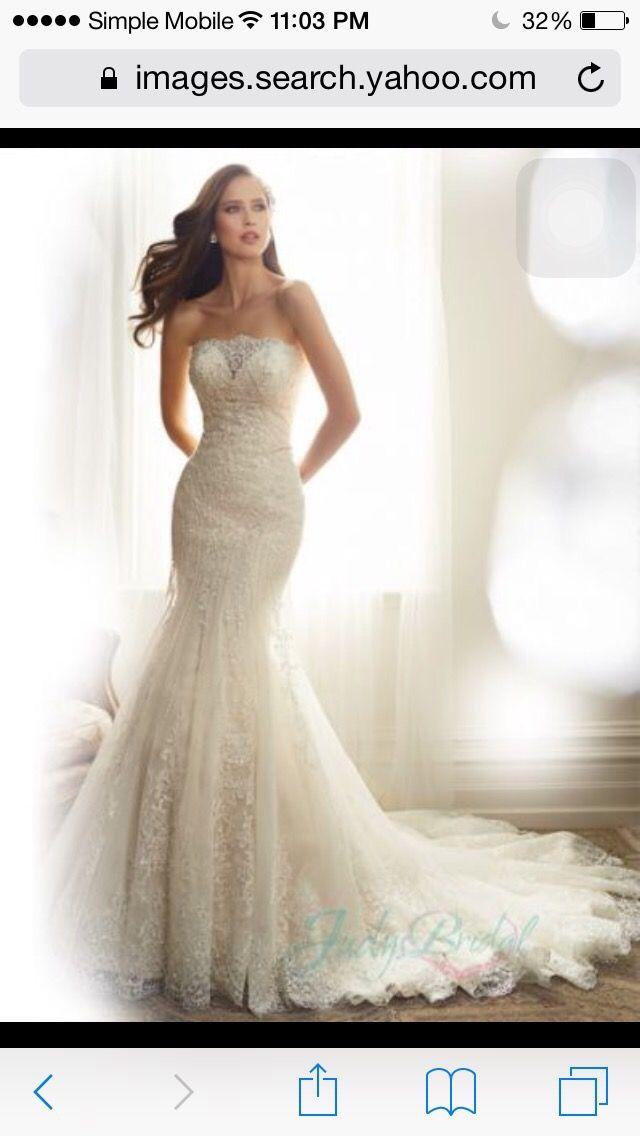 18 besten Wedding Dresses Bilder auf Pinterest   Hochzeitskleider ...