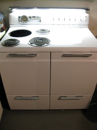Antique General Electric Range Stoves ~ Best images about vintage and retro stoves on pinterest
