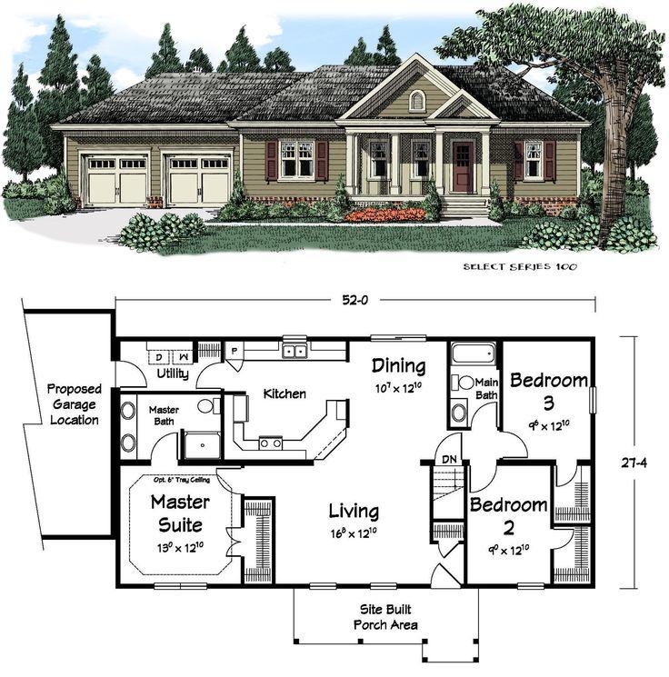 Fine 17 Best Ideas About Simple Floor Plans On Pinterest Small Floor Largest Home Design Picture Inspirations Pitcheantrous