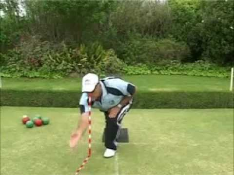 The Delivery Doctor ~ Lawn Bowls ~ 01 The Grip - YouTube