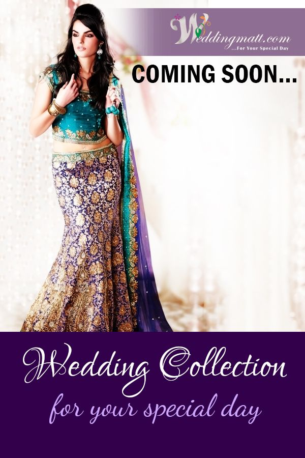 ‪#‎WeddingMatt‬  Wedding Collections.. For your special day!! Stay Tune.. Coming Very Soon:- http://weddingmatt.com/