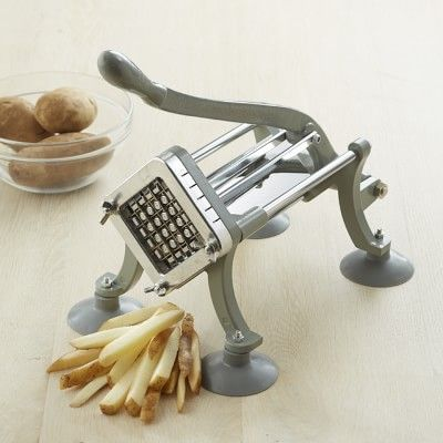 Weston French Fry Cutter & Blades #williamssonoma