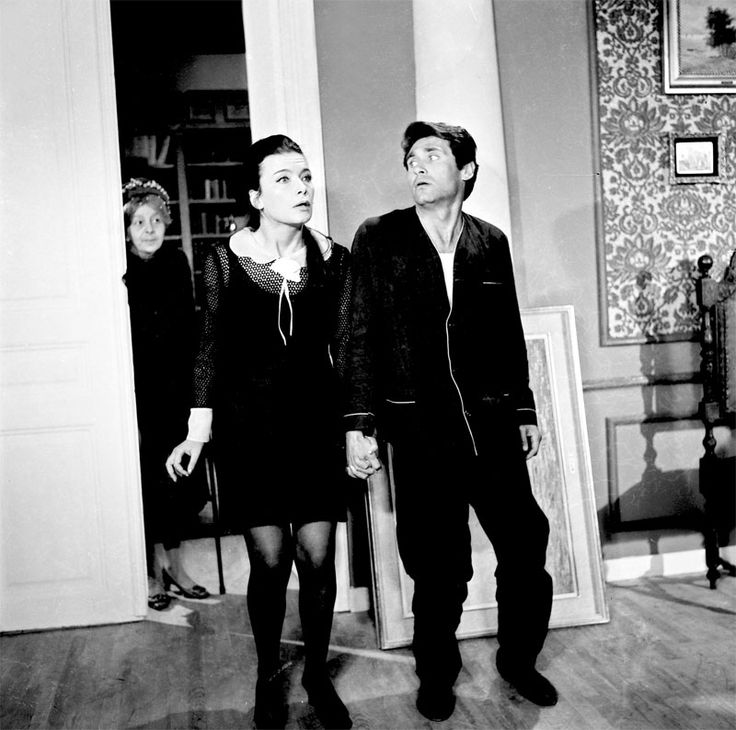 Finos Film - Photo Gallery Ταινίας: 'Ένας Ιππότης Για Τη Βασούλα' (1968)