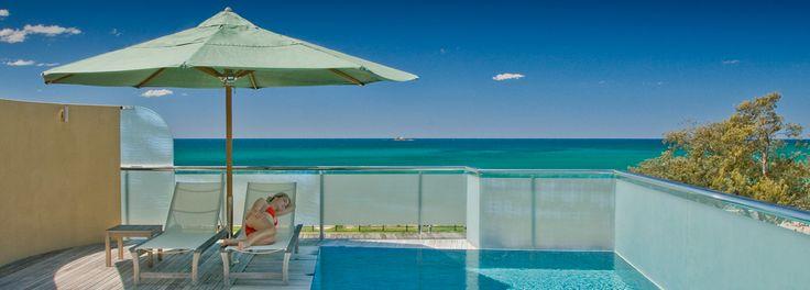 Penthouses | Beach Suites Byron Bay