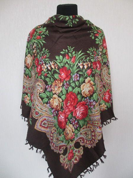 Украинские платки : Украинский платок (8)