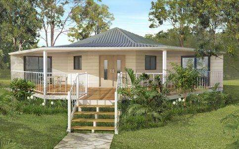 Hexagonal house plan