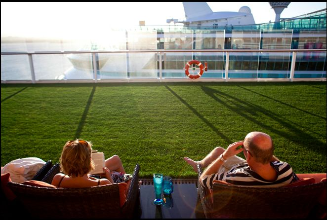 De picnic en los cruceros Celebrity Reflection y Celebrity Silhouette http://www.crucerista.net/blog/de-picnic-en-los-cruceros-celebrity-reflection-y-celebrity-silhouette  #cruceros #viajes #celebrity #cruises