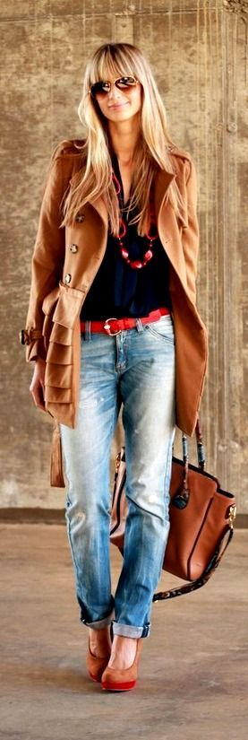 Such a nice combo, Levi's street style