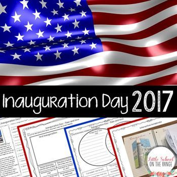 Inauguration 2017: This mini unit contains all that you need to teach your students about the 2017 Inauguration! This interactive unit also allows you to cover your Then and Now standards.This mini-unit contains:-Inauguration Day 2017 Foldable Activity (c