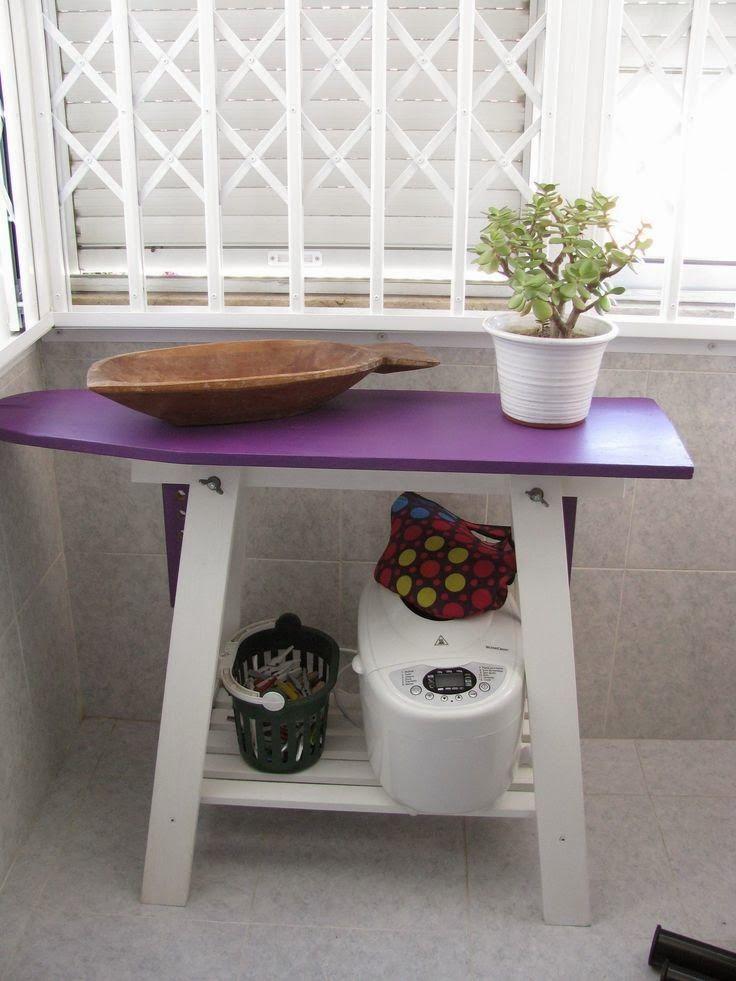 Rosely Pignataro: Reciclando a tábua de passar roupas
