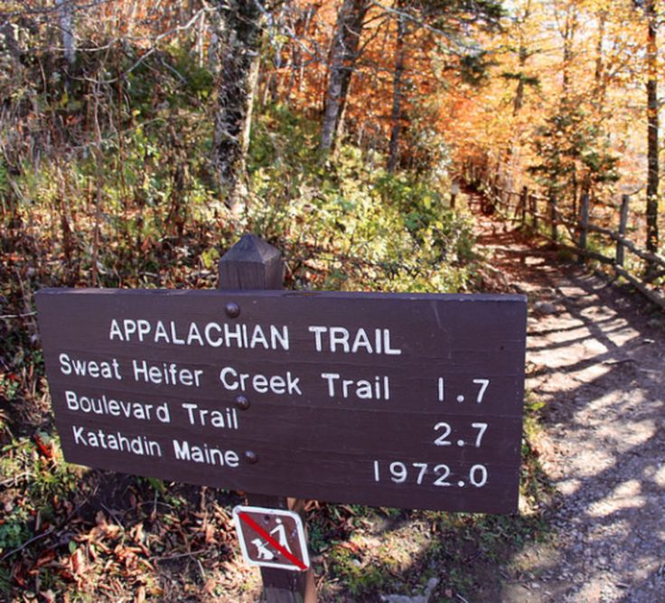 The Appalachian National Scenic Trail, generally known as the Appalachian Trail or simply the AT, is a marked hiking trail in the eastern United States extending between Springer Mountain in Georgia and Mount Katahdin in Maine. It is approximately 2,184 miles long and is one of the premier long backpacking trails in the United States. The trail passes through the states of Georgia, North Carolina, Tennessee, Virginia, West Virginia, Maryland, Pennsylvania, New Jersey, New York, Connecticut…