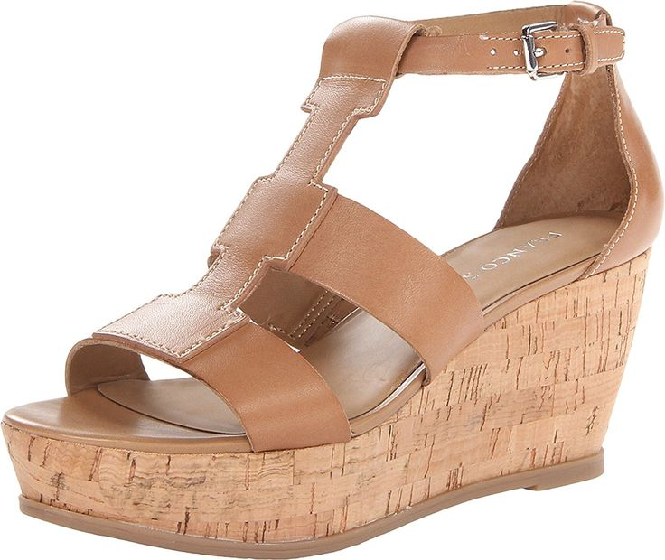 Franco Sarto Women's Falco Wedge Sandal -- Check out the image by visiting the link.