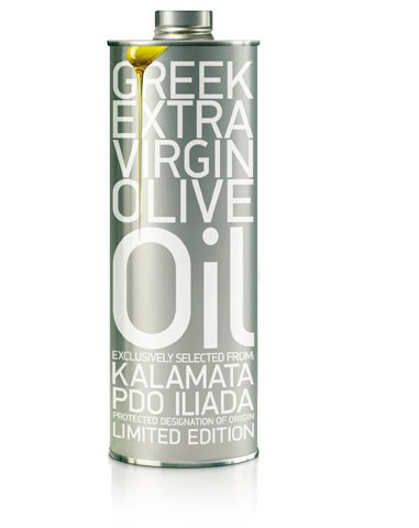 olive oil - love the grey and white