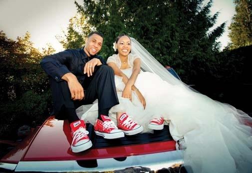 Tiana & Brandon | Bridal and Wedding Planning Resource for Oregon Weddings | Oregon Bride Magazine