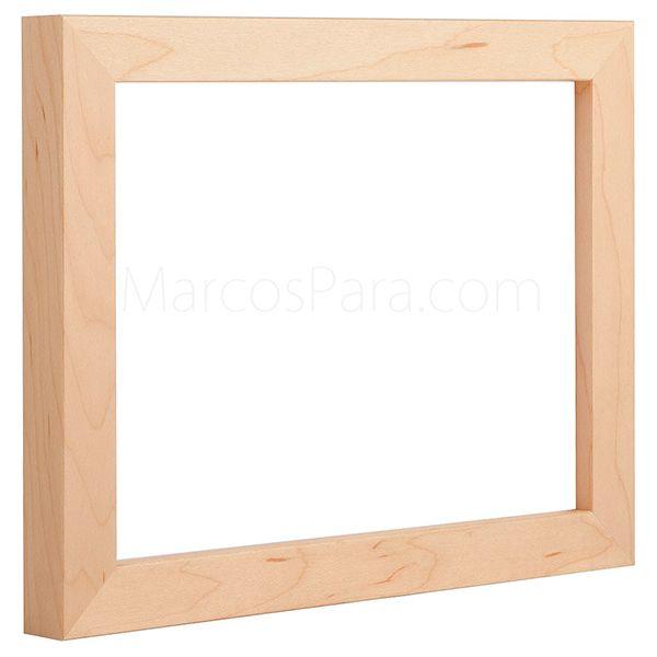 Mejores 20 im genes de marcos para molduras de madera y - Molduras de madera para pared ...