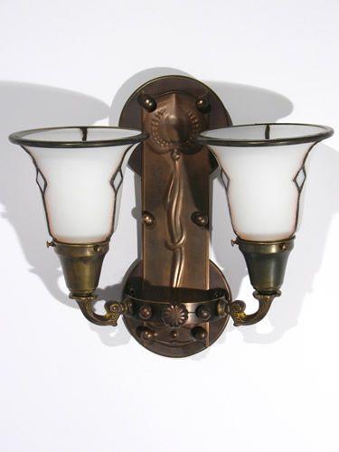 93 Best Antique Lighting Sconces Images On Pinterest