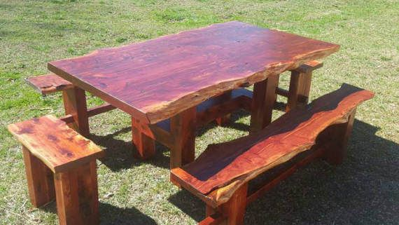 Check out this item in my Etsy shop https://www.etsy.com/listing/520221919/cedar-table-rustic-dining-set-farm-table