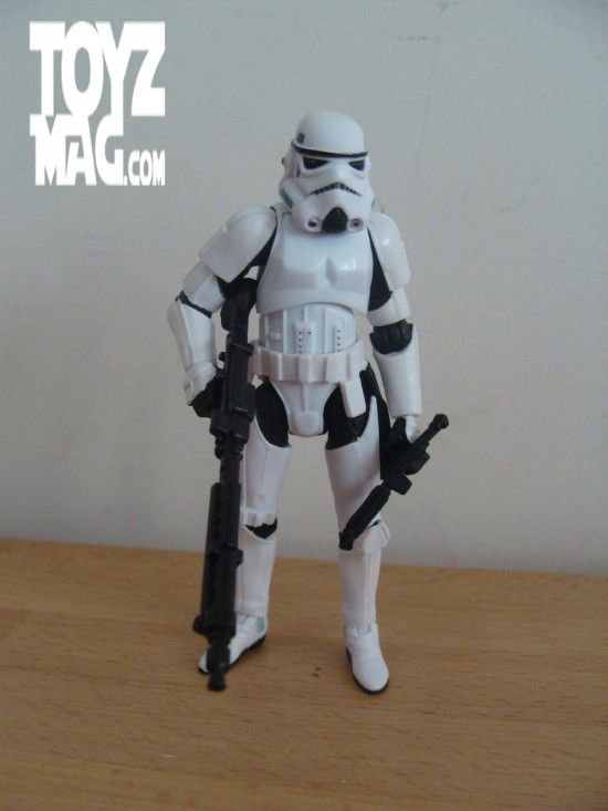 ToyzMag.com » Star Wars The Vintage Collection : Review du Stormtrooper (VC41)