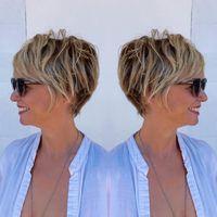 Short Haircut for Women                                                                                                                                                     More