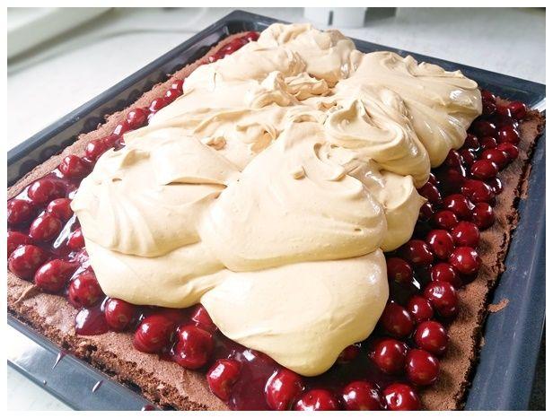 Seit langem hat mich wieder einmal ein Tortenrezept so begeistert, dass ich es unbedingt in meine Rezeptesammlung im Blog aufnehmen musste. ...