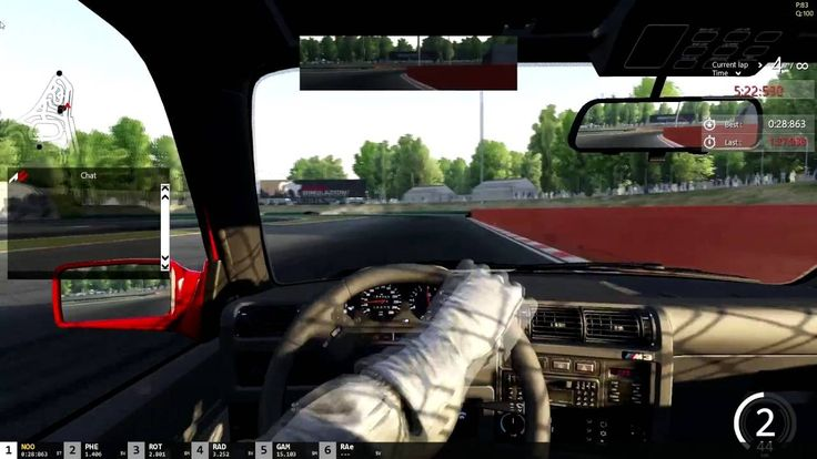 Assetto Corsa Online Drifting BMW E30