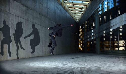 The D.N.A Jump