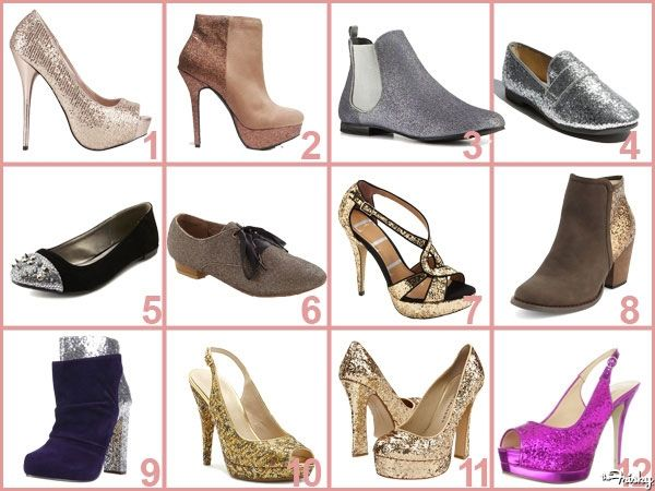 Awesomely Affordable  12 Glitteriffic Party Shoes For Fancy Nights Out  Under  50 e34b76ece1b0e
