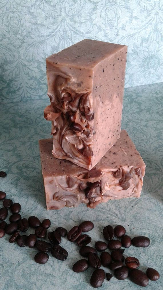 Check out this item in my Etsy shop https://www.etsy.com/listing/241096597/morning-joe-bar-soap-cocoa-butter-soap