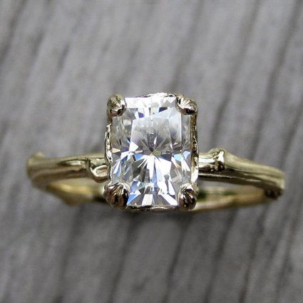 16 Engagement Rings That Will Make You Forget All About Diamonds
