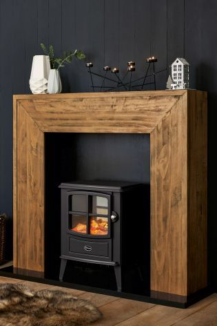 Buy Hudson Fireplace Surround from the Next UK online shop