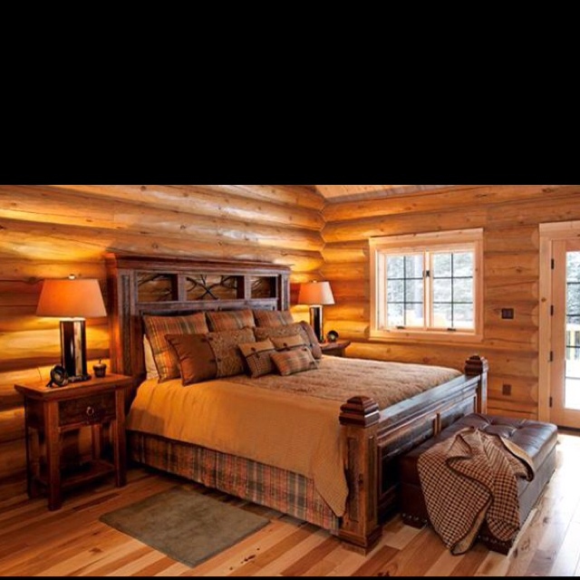 115 Best Log Cabin Images On Pinterest