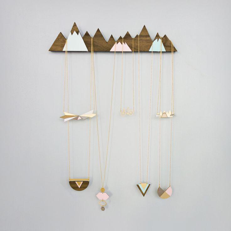 Mountains Jewelry Display jewelry organizer jewelry von shlomitofir