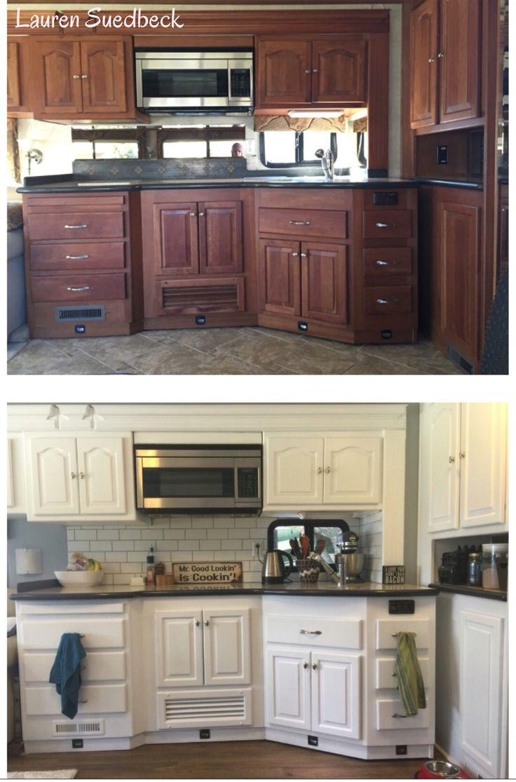 Class A kitchen remodel. Wonderful!