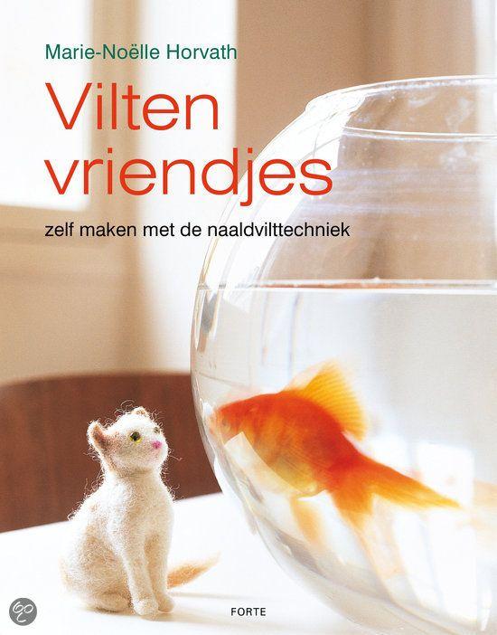bol.com | Vilten vriendjes, Marie-Noelle Horvath | Boeken