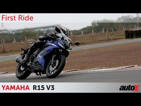 2018 Yamaha R15 V3 Review - Check out Yamaha R15 V3 Review