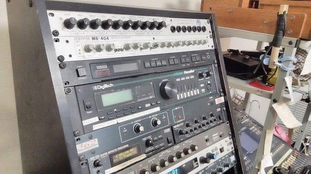 自宅録音研究所|Recording Audio At Home: 動画:Japanese Life : Korg Trinity Plus - Synthesizer...
