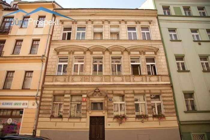 DůmProspekt.cz - Realitní kancelář Dům Prospekt Praha - Prodej činžovního domu na Žižkove, bez ceny