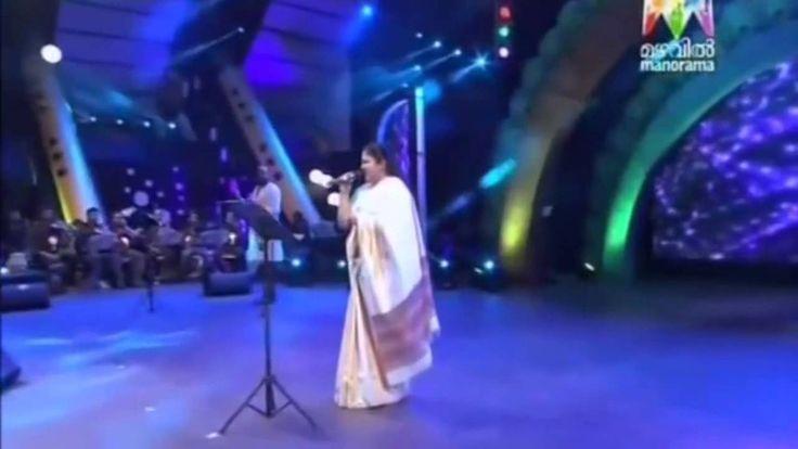 Vaarmukile ... KS Chithra @ Raveendra Sangeetha Sandhya