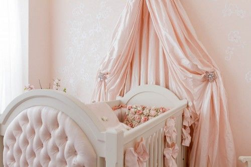 Sleeping beauty nursery by Rikki Snyder