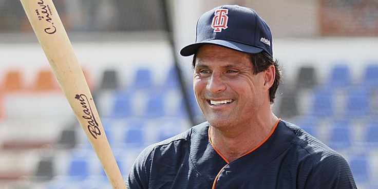 PHOTO: Jose Canseco's Adventures Now Feature Goats